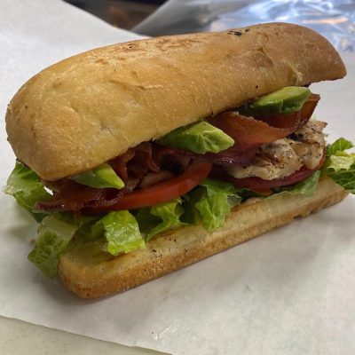 Built-to-order sandwich from Comptons-min