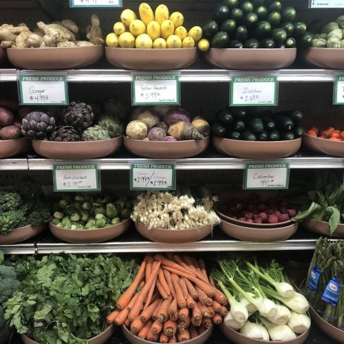 Fresh Vegetables at Comptons 2-min